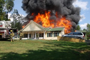 Fire VOC's & Smoke Particulate Testing